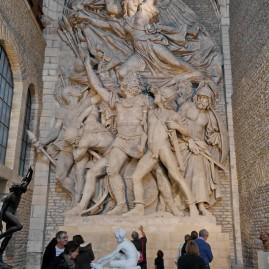 Arc de Triomphe de L'Ètoile (Museum Rude) La Marseillaise 1792