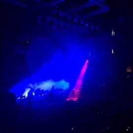 David Gilmour im Theatre Antique